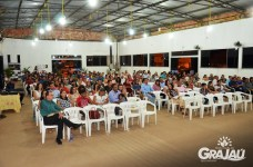 Prefeito Mercial participa do aniversario da Igreja Crista Evangelica 07