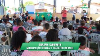 Prefeitura realiza mobilizacao contra o trabalho infantil 01