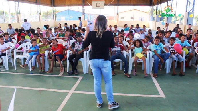 Prefeitura realiza mobilizacao contra o trabalho infantil 10