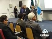 Prefeito Mercial com o embaixador de Israel no Brasil 01