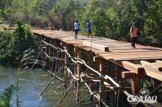 Prefeitura constroi ponte da Aldeia Bacurizinho 03