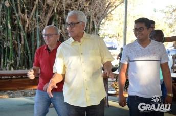 Prefeitura de Grajau realiza cursos na Expoagra 01