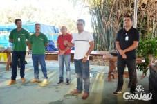 Prefeitura de Grajau realiza cursos na Expoagra 02