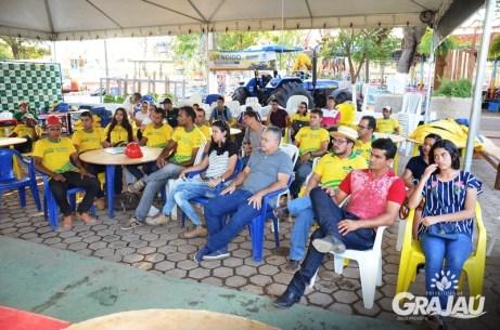 Prefeitura de Grajau realiza cursos na Expoagra 04