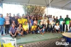 Prefeitura de Grajau realiza cursos na Expoagra 09
