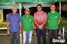 Stand da prefeitura de Grajaú na Expoagra 07
