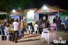 Stand da prefeitura de Grajaú na Expoagra 08