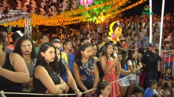 Viviane Brasil no Arraial Zeca Teixeira 18