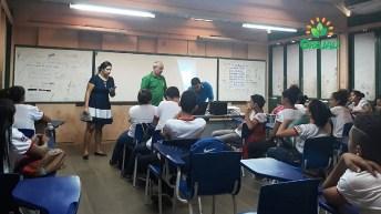 Palestra escolas com tecnicos da SECAP 03