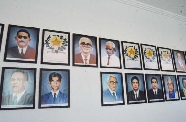 Galeria dos ex-prefeitos de Grajaú na Prefeitura Municipal (Francisco Matias)