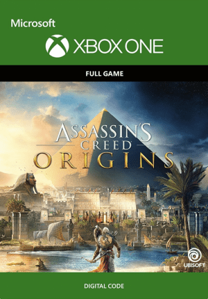 Assassins Creed Origins + Assassin's Creed Unity na XOne za 94.34 zł – cdkeys