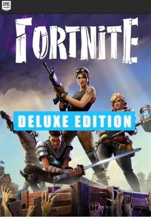 Fortnite Deluxe Edition za 103.40 zł – cdkeys
