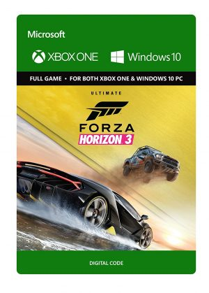 Forza Horizon 3 Ultimate Edition na Xbox One / PC za niecałe 190 zł – Amazon UK