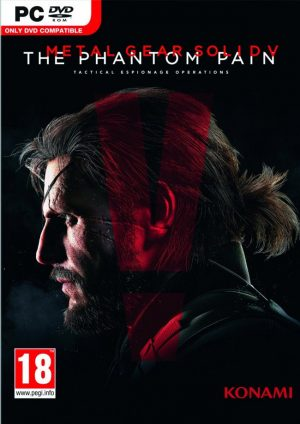 Metal Gear Solid V: The Phantom Pain za 11.95 zł w CDKeys
