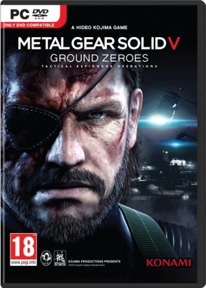 Metal Gear Solid V: Ground Zeroes za 8.89 zł – cdkeys