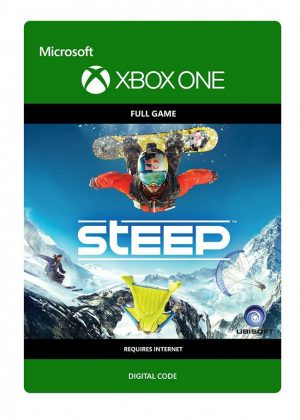 Steep Xbox One za 32.66 zł w CDKeys