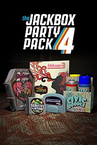 The Jackbox Party Pack 4 – Fanatical Star Deal