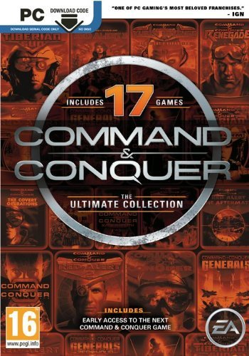 Command and Conquer: The Ultimate Edition za 14.69 zł w CDKeys