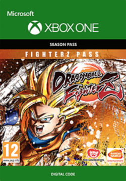 Dragon Ball: FighterZ – FighterZ Pass na Xboxsa One za 124,83 zł – cdkeys