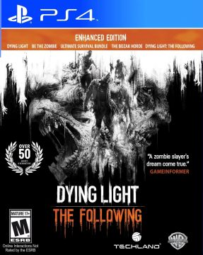 Dying Light: The Following na PS4 za 33,60 zł – PlayStation Store