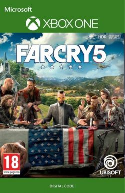Far Cry 5 (Xbox One) za 223.88 zł – cdkeys