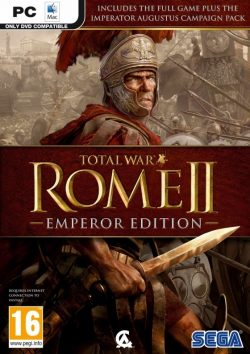 Fanatical Star Deal – Total War: ROME II Emperor Edition