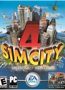 Fanatical Star Deal – SimCity 4 Deluxe Edition