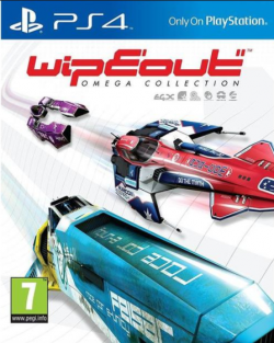 WipEout Omega Collection za 79 zł – PlayStation Store