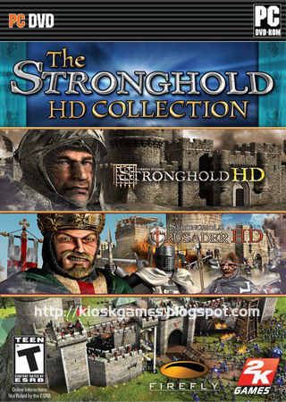 Fanatical Star Deal – The Stronghold Collection