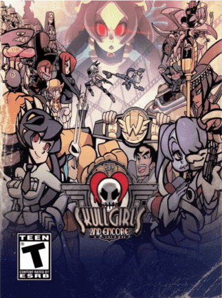 Skullgirls – 2nd Encore Upgrade za 19,09 zł w Humble Store