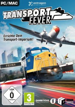 Transport Fever za 74,99 zł na Steamie