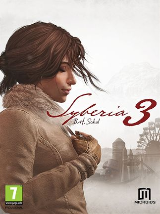 Fanatical Star Deal – Syberia 3