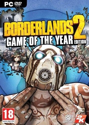 Borderlands 2 Game of the Year Edition za 14.99 zł w CDKeys