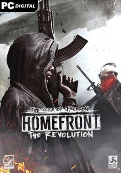 Fanatical Star Deal – Homefront: The Revolution Freedom Fighter Bundle