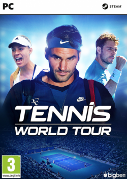 Tennis World Tour za 92.25 zł w CDKeys