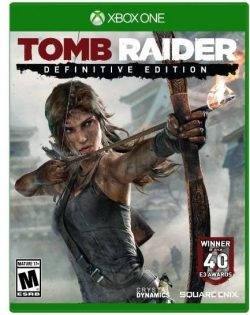 Tomb Raider Definitive Edition (Xbox One) za 25.37 zł w CDKeys