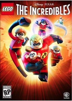 Lego The Incredibles + DLC za 32.97 zł w CDKeys
