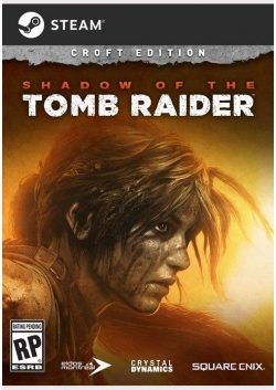 Shadow of the Tomb Raider za 143.63 zł w Gamersgate