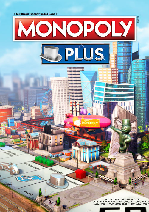 Highlight Deals: MONOPOLY PLUS, Grand Ages: Rome – Gold Edition i This Is the Police – Gamesplanet