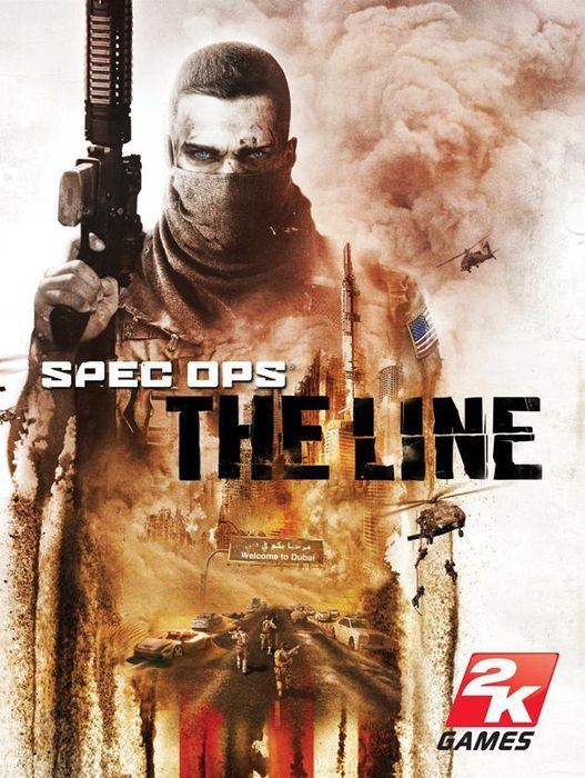 Spec Ops: The Line za 91 groszy w Gamivo