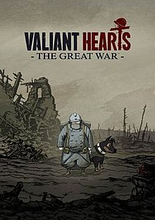 Valiant Hearts: The Great War za 20.36 zł na Steamie