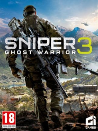 Sniper Ghost Warrior 3 za 18.35 zł w GAMIVO