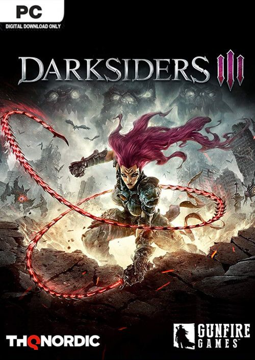 Darksiders III 3 za 100.30 zł w GamersGate