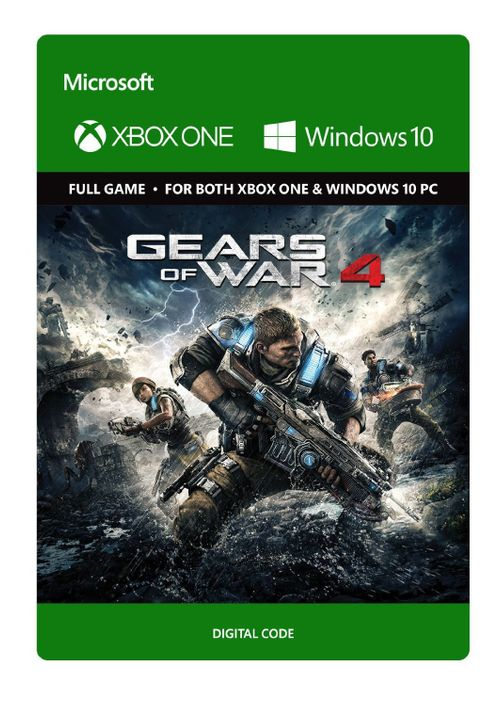 Gears of War 4 (XOne+PC) za 14.54 zł w CDKeys