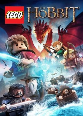 Lego The Hobbit za 39 groszy w Gamivo