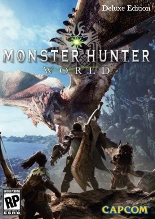 Monster Hunter World Deluxe Edition za 91.02 zł w CDKeys