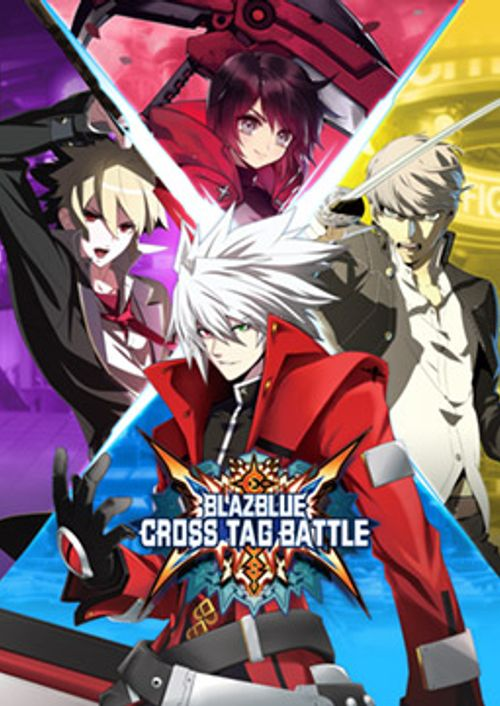 BlazBlue Cross Tag Battle za 32.52 zł w CDKeys