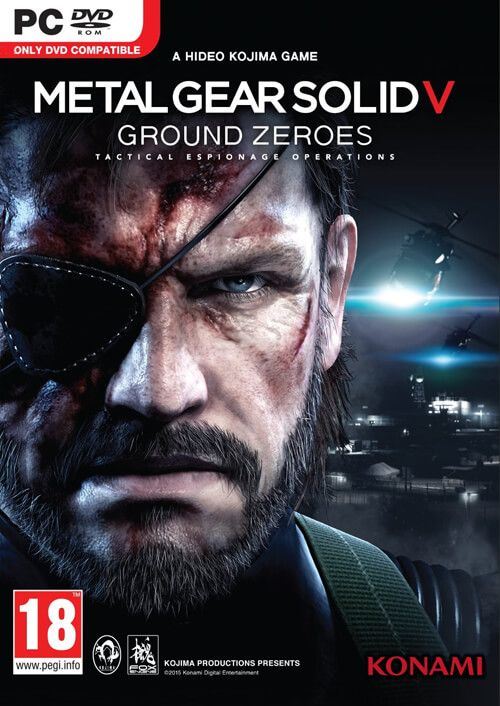 Metal Gear Solid V 5: Ground Zeroes za 5.07 zł w CDKeys