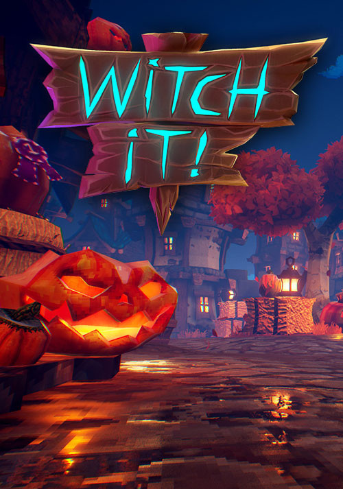 Witch It – darmowy weekend na Steamie