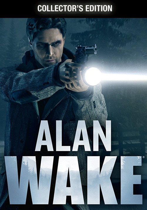 Alan Wake za 13.49 zł na Steamie